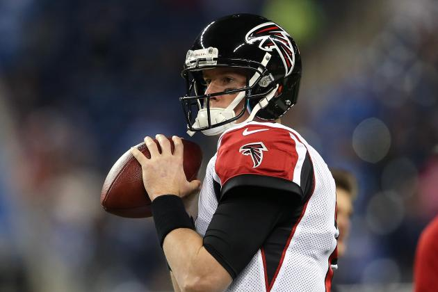 Matt Ryan Under Intense Pressure to Win a Playoff Game