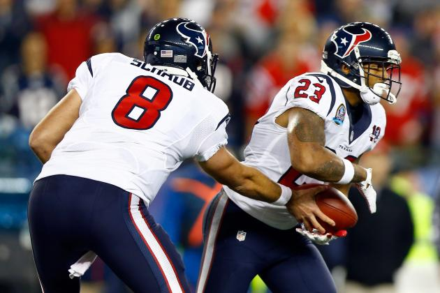 Texans vs. Patriots: How Houston Can Advance to AFC Championship Game