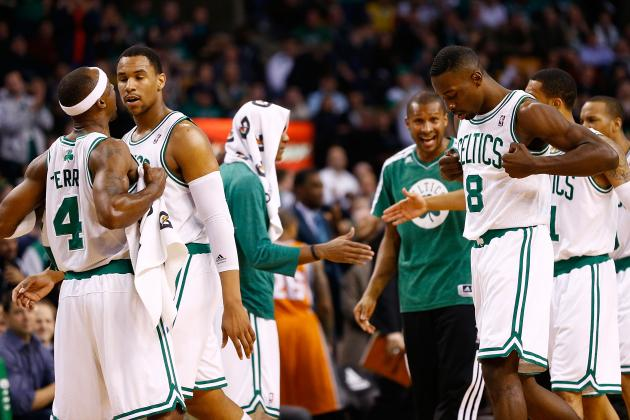 Boston Celtics: Jeff Green Turning the Corner Toward Consistency