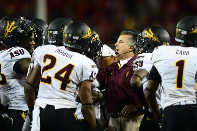 ASU Hires Thomsen as RBs Coach