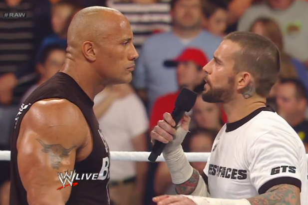 CM Punk vs. The Rock: Read This Article Before It Sells Out, Too