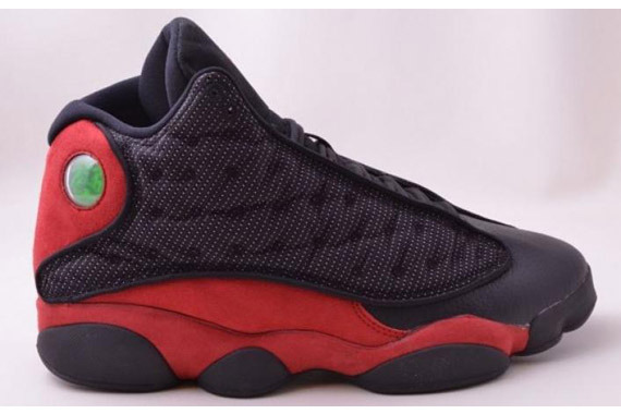 Breaking Down New Air Jordan 13 'Bred' Shoes