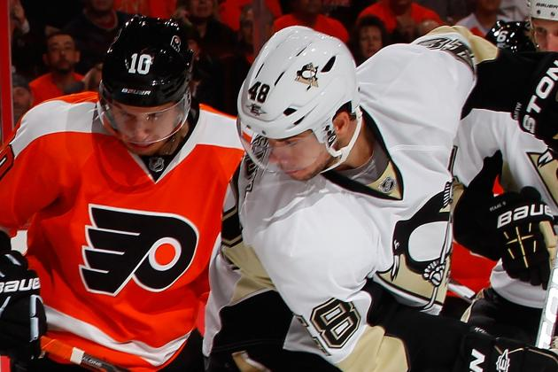 Flyers Excited to Start Season vs. Rival Penguins