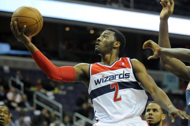 Wizards PG John Wall to Return from Knee Injury on Saturday Against Hawks