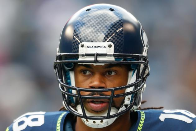 Maxwell Doubtful, Lynch and Rice Probable vs. Falcons