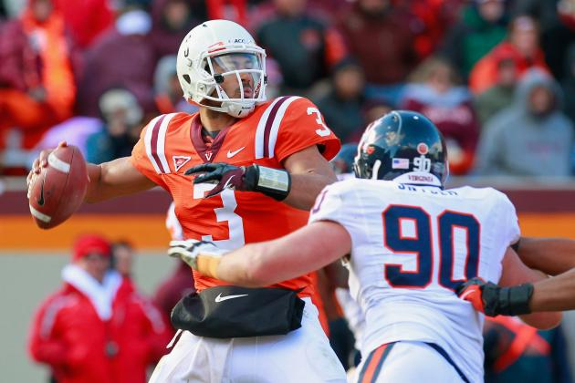 Virginia Tech Football: Should Logan Thomas Stay or Go?