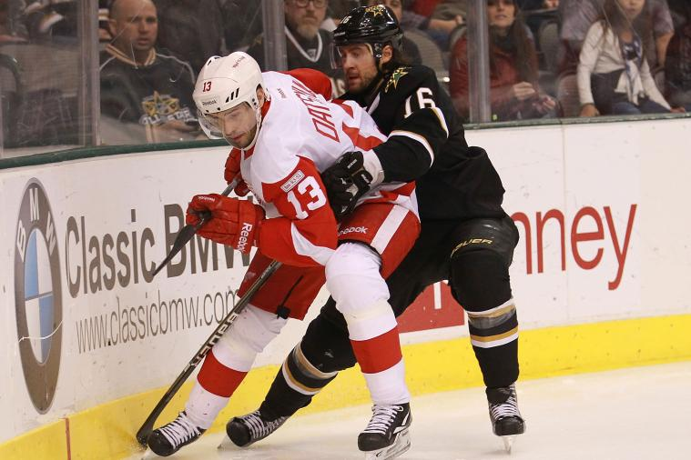 Red Wings Will Open Home Schedule vs. Stars Jan. 22