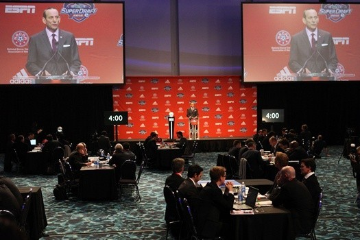 MLS Announces 2013 SuperDraft to Be Streamed Globally