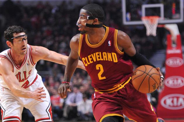 Irving Sick, Questionable for Tonight's Game Against Nuggets
