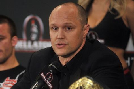 Bellator CEO Bjorn Rebney on Spike TV Deal: