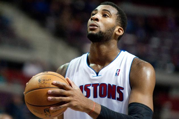 Andre Drummond Has Been Pistons' Best Player, Period