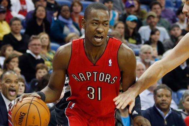 Terrence Ross Active Tonight vs. Bobcats