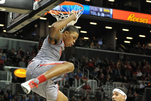 Maryland's Nick Faust 'close to 100 Percent'