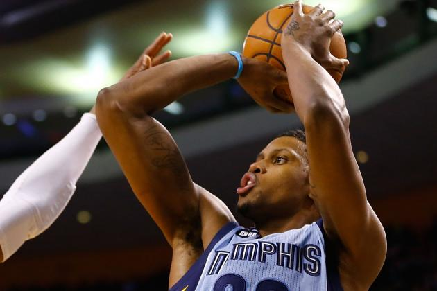 NBA Trade Rumors: Keeping Rudy Gay Would Serve Memphis' Best Interest