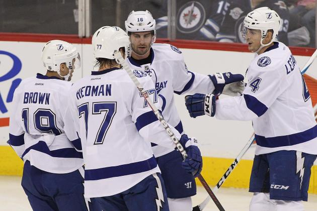 Lightning Training Camp Schedule Set