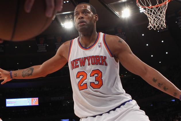 Marcus Camby Doubtful Tonight vs. Bulls