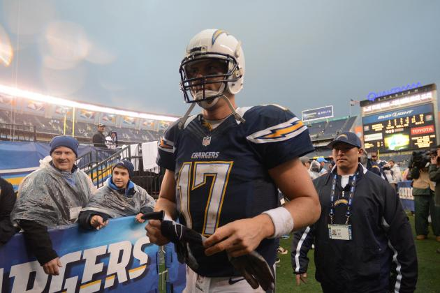 4 Players the Chargers Must Bring in to Help Philip Rivers