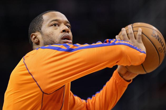 Marcus Camby out 2-4 Weeks Due to Plantar Fasciitis