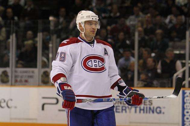 Healthy Markov, Gionta Could Make Difference for Canadiens