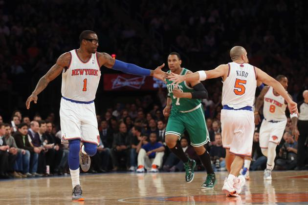New York Knicks Must Be Elite Defensive Team to Capture 2013 NBA Title
