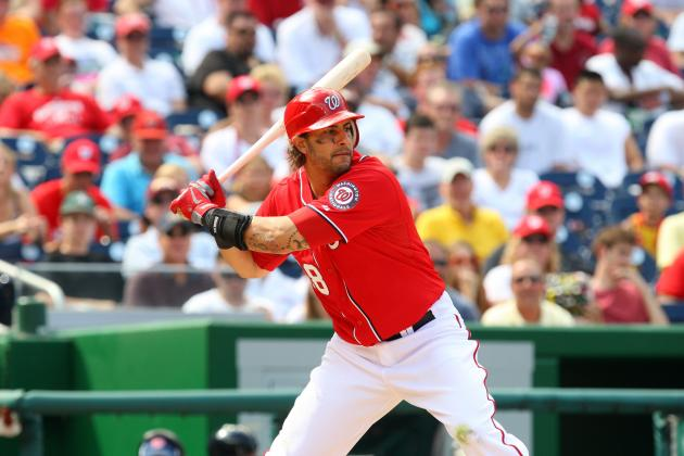 MLB Trade Rumors: Yankees Looking to Discuss Mike Morse Trade with Nats