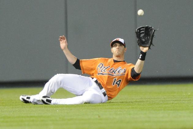 Orioles Avoid Arbitration with Nolan Reimold