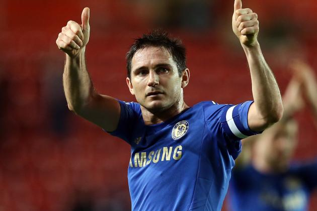 Ferguson Rules out January Business: Why Lampard Is Not Right for United