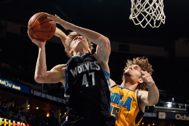 NBA Gamecast: T-Wolves vs. Hornets
