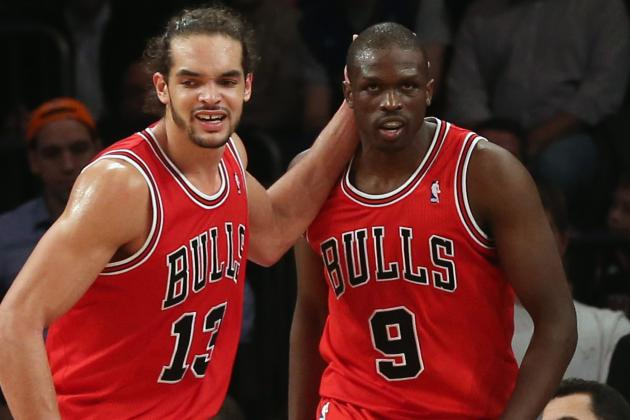 NBA Gamecast: Bulls vs. Knicks