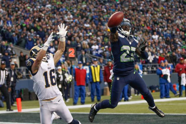 Marcus Trufant Looking to Add to His Playoff Memories