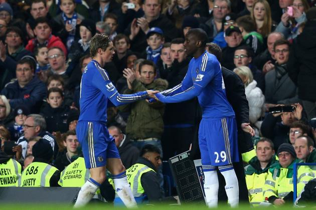 Demba Ba's Power Play Means He Is Likely to Get the Nod over Fernando Torres