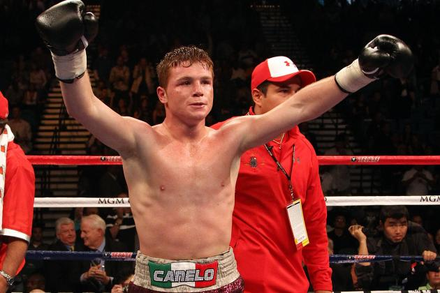 Team Canelo: We're Facing Mayweather in September