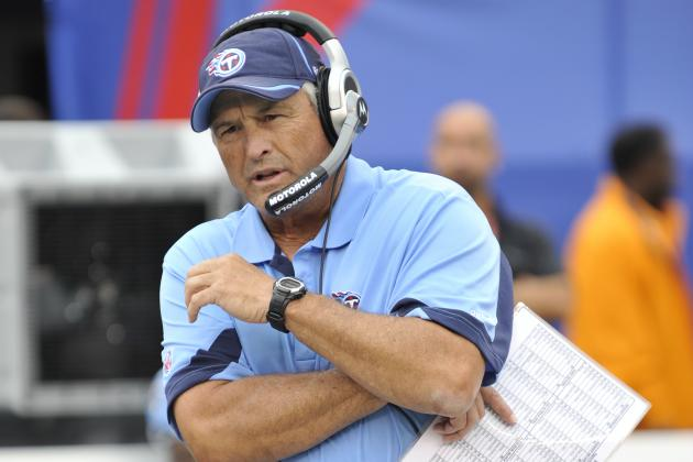 Titans Fire Special Teams Coach Alan Lowry