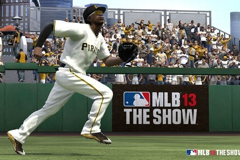 McCutchen Wins Fan Voting to Be Featured on the Cover of 'MLB 13: The Show'