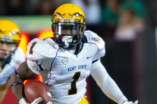 Dri Archer Returning to Kent State for Senior Year