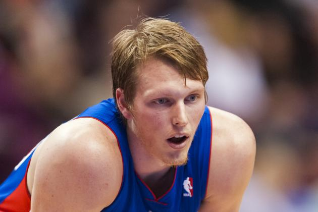 Pistons' Kyle Singler slipping, says he's not tired