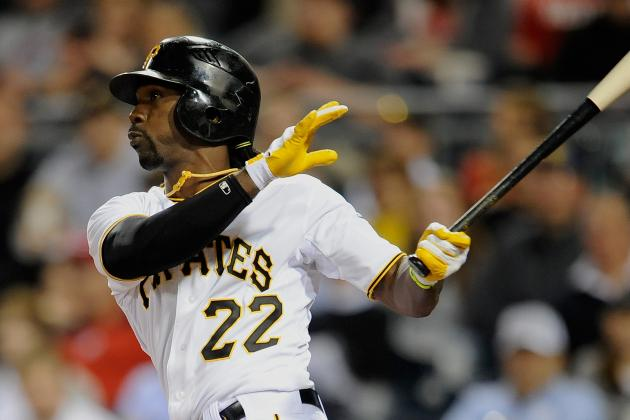 Andrew McCutchen Will Be MLB 13 the Show's Cover Athlete