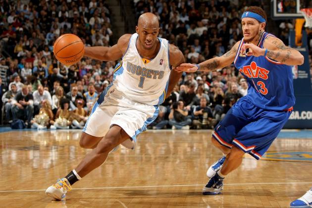 NBA Gamecast: Cavaliers vs. Nuggets