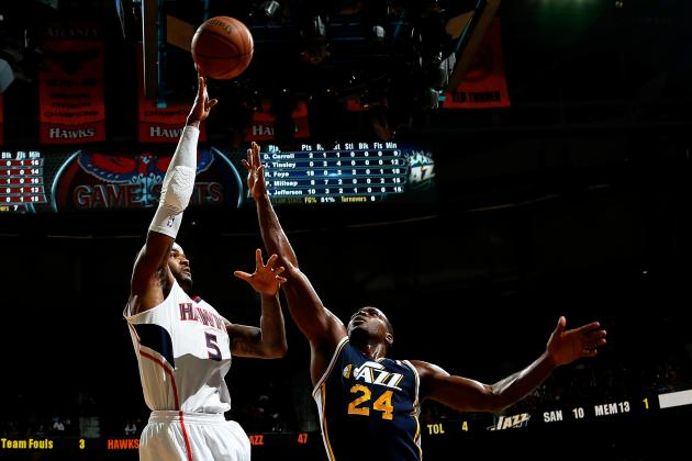 NBA Gamecast: Jazz vs. Hawks