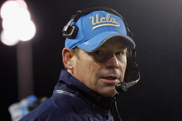 Mora, UCLA Strike a Deal on Contract Extension