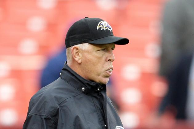 Report: Ravens Ex-OC Cameron to Interview with Jets