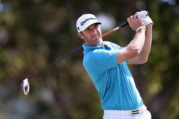 Dustin Johnson Reportedly Pulls out of Sony Open with Flu