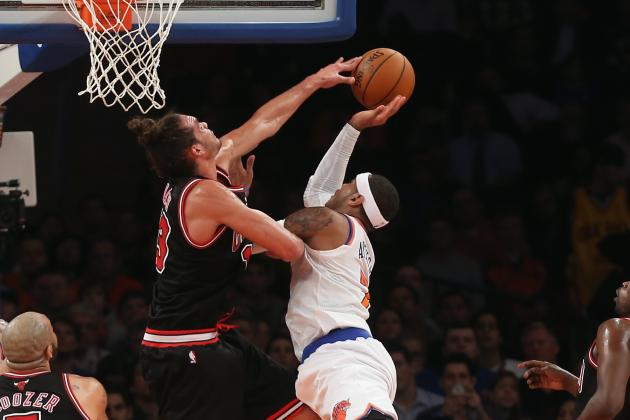 Chicago Bulls vs. New York Knicks: Live Analysis, Score Updates and Highlights