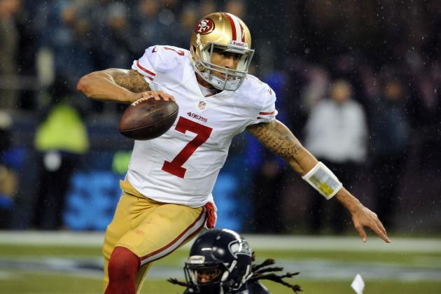 Colin Kaepernick: 49ers Must Avoid Putting Offensive Burden on 2nd-Year Star