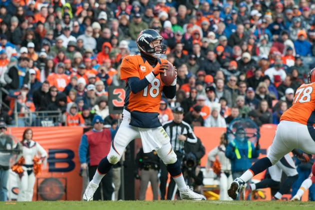 NFL Playoffs 2013: Power Ranking Top Stars in Remaining Playoff Action