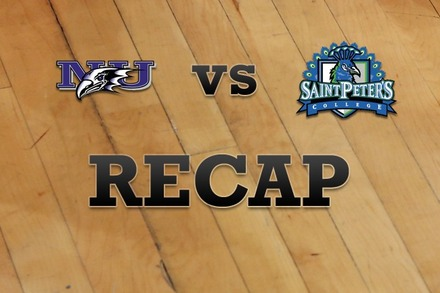Niagara vs. St. Peter's: Recap and Stats