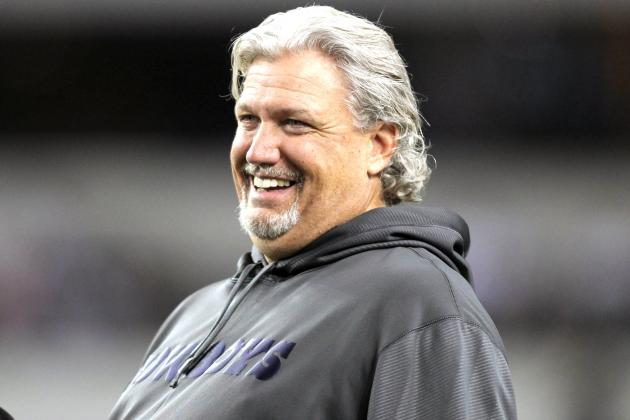 Rob Ryan Won't Be Hired by St. Louis Rams After All