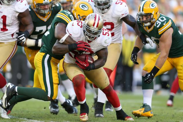 San Francisco 49ers vs. Green Bay Packers: Live Score, Highlights and Analysis