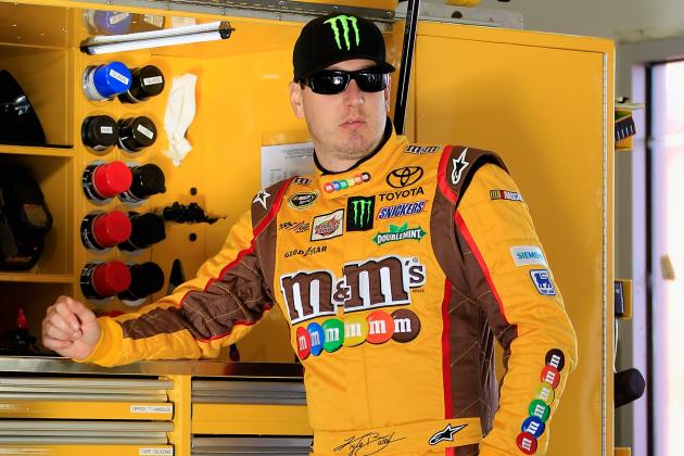 Kyle Busch Reportedly Has Multi-Year Deal with Joe Gibbs Racing