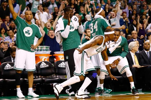 NBA Gamecast: Houston vs. Boston